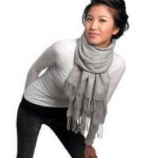 How To Wear A Winter Scarf {Video}