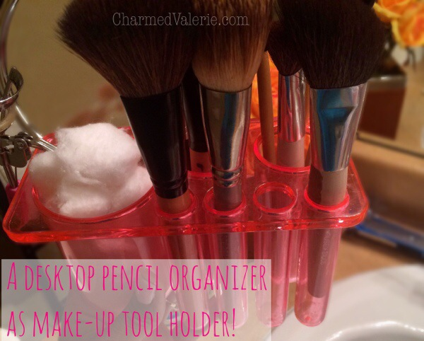 Everyday Make-Up Organization Tips & Ideas