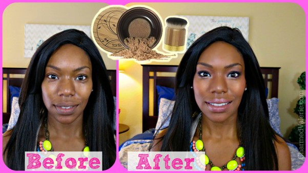 Get Ready With Me: Tarte Amazonian Clay Airbrush Foundation