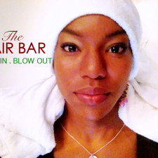 Blowouts: Why You Need One and My Experience at The Hair Bar (VIDEO)