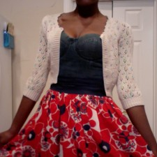 Anthropologie for Less Miracle + a Fashion Challenge!