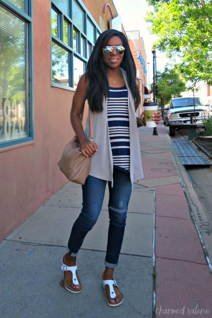 Bobeau Tank Outfit + Bobeau Must-haves