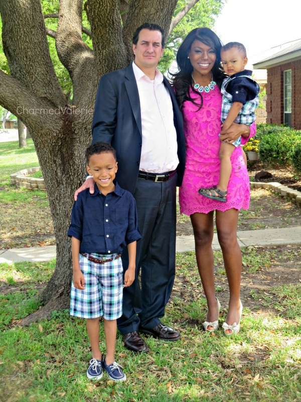 what we wore family easter outfits charmed valerie