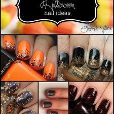 5 Easy & Chic Halloween Nail Ideas #ManiMonday