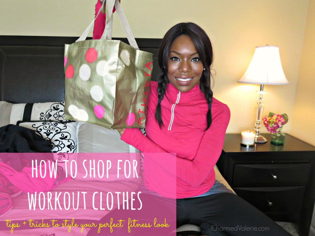 How To Shop For Workout Clothes | Fitness Clothes for Women