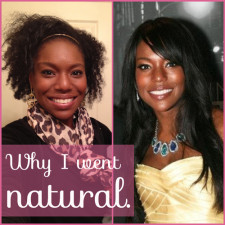 Why I Went Natural Part 2 of My Hair Story
